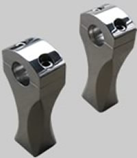 VTX1300 Handlebar Risers